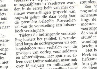 Dagblad de Limburger 18-03-2016
