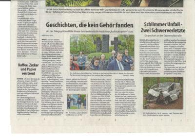 20170506 Gocher wochenblatt
